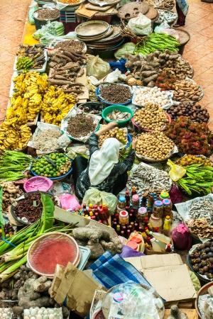 kelantan: Asian Market - Siti Khadijah Market, Kelantan