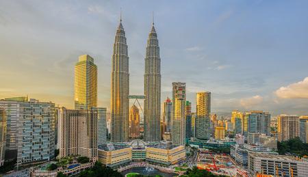 golde: Golde Sunlight at Petronas Twin Towers