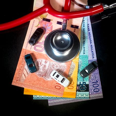 Financial Health Concept Stock Photo - 85891324