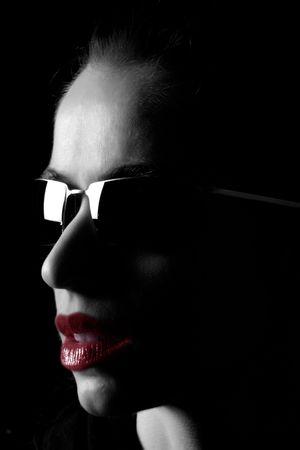 fashion eyewear Banco de Imagens