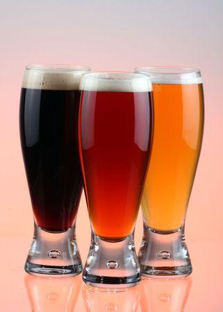blond, red,brown Reklamní fotografie
