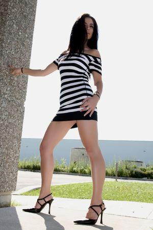 beautifulle legs Stock Photo - 3282513
