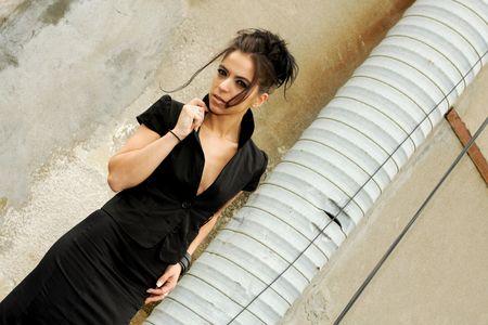 fashion business women photo