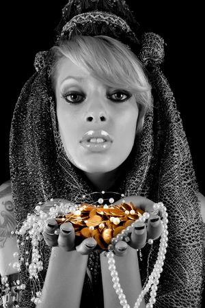 genie woman: treasure offer