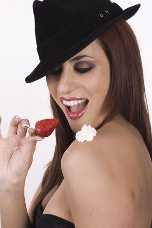 heathy: heathy fruit Stock Photo