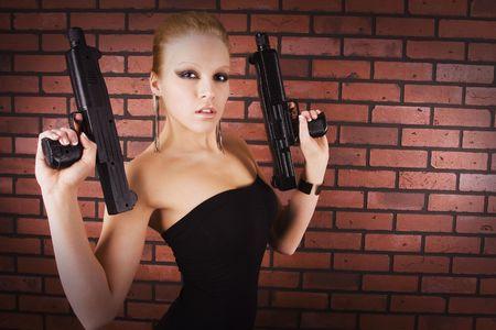 pretty secret agent photo