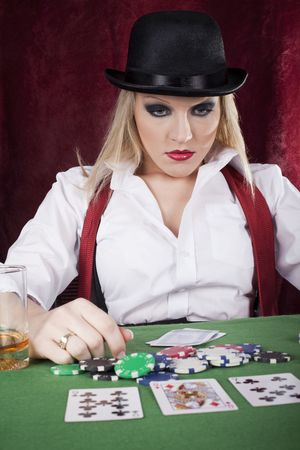 poker strategy photo