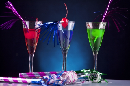 great party cocktails
