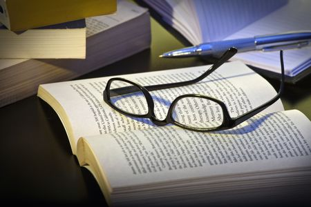 studying is knowledge Stock Photo - 6011070