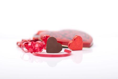 chocolate present photo