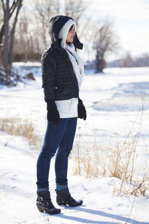 winter fashion: winter fashion
