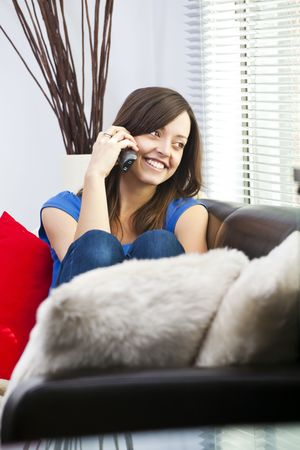 about you: happy to hear about you Stock Photo