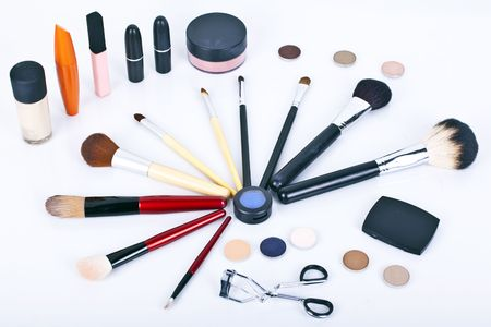 makeup kit Stock Photo - 6645998