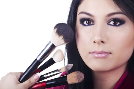 makeup artist Stock Photo - 6627784