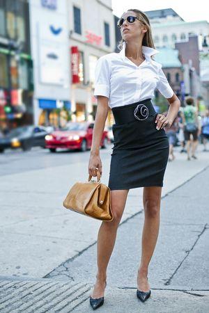 fashion businesswomen