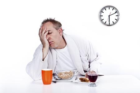 morning headhache