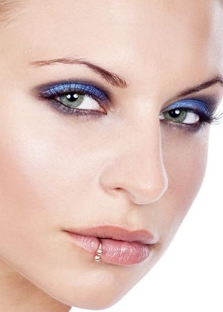 close up of a beautiful yong women Reklamní fotografie