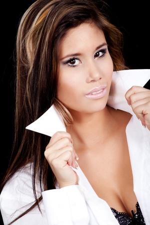 young asian beauty Reklamní fotografie