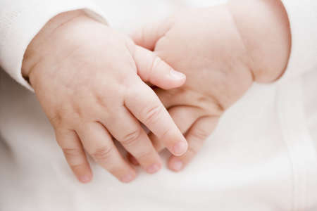 trusted: Baby hands