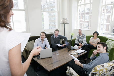 Business meeting Stock Photo - 85899698