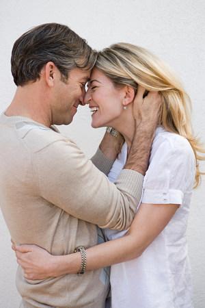 Liebendes Paar