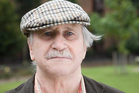 Portrait of a senior man Stock Photo