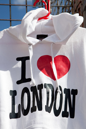 London souvenir sweatshirt
