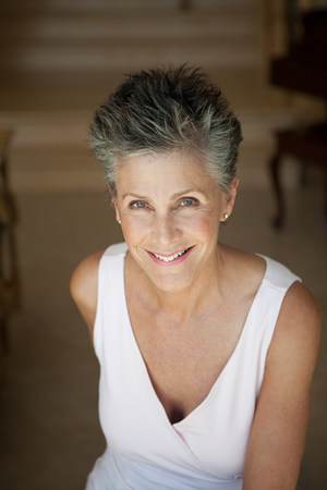 Senior woman, portrait Standard-Bild