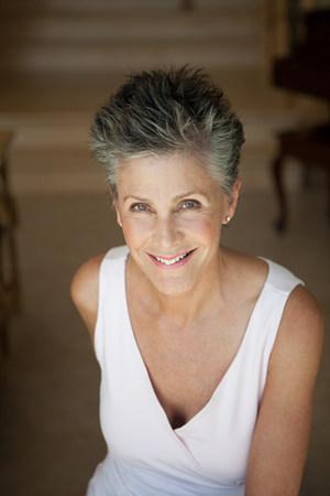 Senior woman, portrait Foto de archivo
