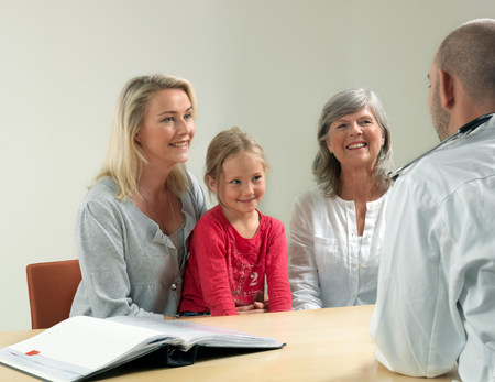 Family consulting doctor