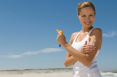 Female health beauty Reklamní fotografie