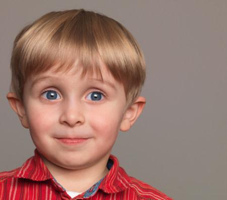 Boy,  portrait,  close-up Stock Photo