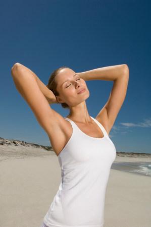 Female health beauty Imagens