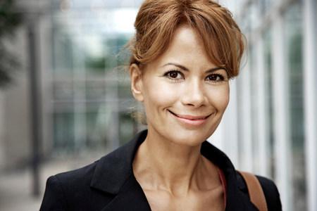 Portrait of a business woman Reklamní fotografie