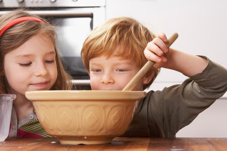Kids at Home Reklamní fotografie