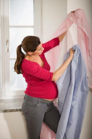 Pregnant woman Banque d'images - 113868935