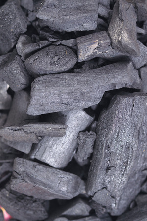 Charcoal texture background.