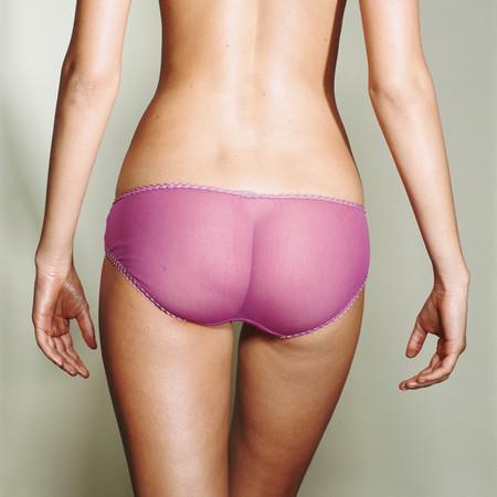 Female bottom background.