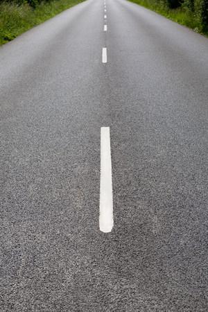 Empty Road background. Фото со стока