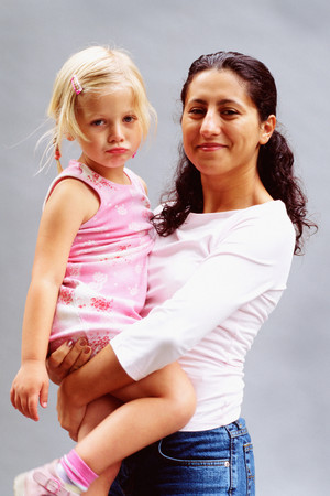 Babysitter close up background. Фото со стока