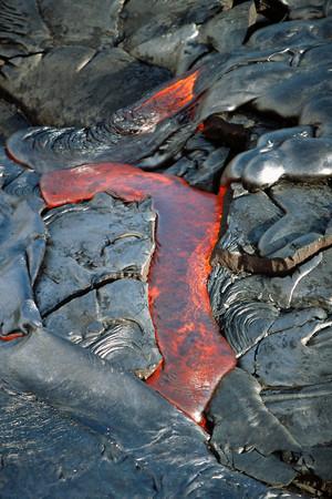Molten lava background. Фото со стока