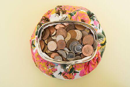 Full purse Stock fotó