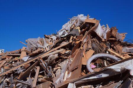 Scrapyard Stock fotó