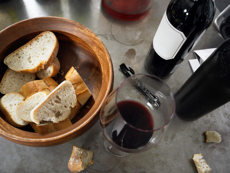 Bread and wine