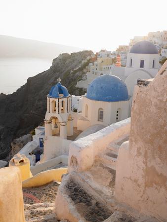 View of a village Фото со стока