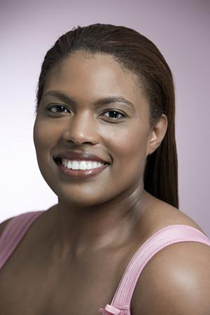 Portrait of a woman Banco de Imagens - 124929981