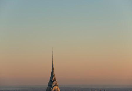 Chrysler Building, Manhattan, New York City, Usa