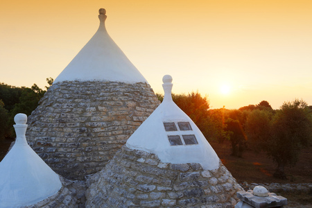 Trullo Of Oriente, Chiobbica Contrada, Ostuni, Brindisi, Puglia, Italy