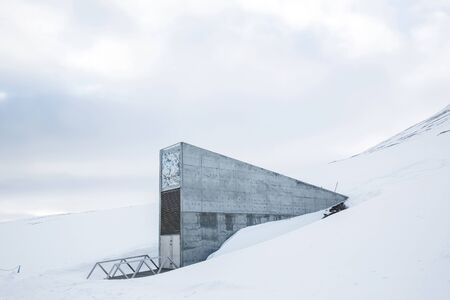 Global Seed Vault, Svalbard, Norway