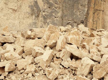 Quarried Rock